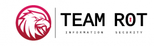 Team ROT Information Security